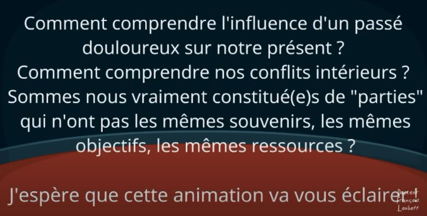Animation influence du passé